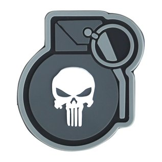 Kombat Punisher Grenade Patch