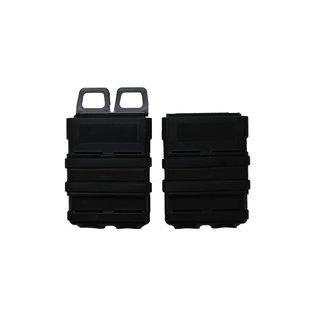 Oper8 OPER8 FAST MAG 5.56 MAGAZINE POUCH - BLACK M4 / M16