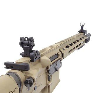 KING ARMS KING ARMS M4 TWS M-LOK RIFLE ULTRA GRADE II - DARK EARTH