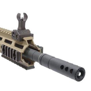 KING ARMS KING ARMS M4 TWS M-LOK CARBINE ULTRA GRADE II - DARK EARTH