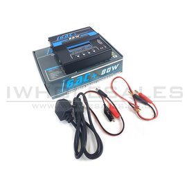 WE WE Charger for LiPO and NiMH Series (Professional Balanced - Charger/Discharger)