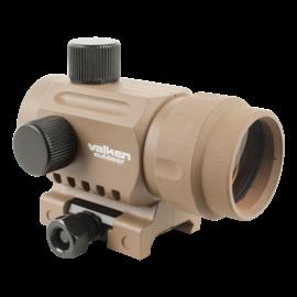 valken Optics - Valken Mini Red Dot Sight RDA20 - Tan
