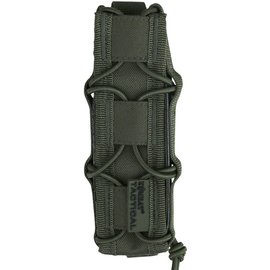 Kombat Spec-ops Extended Pistol Mag Pouch - Olive Green