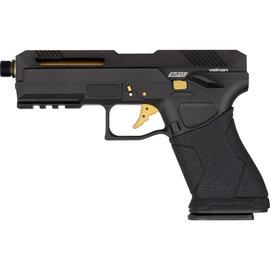 valken AVP17 Black Gas Blowback Metal-6 mm (EU) Pistol