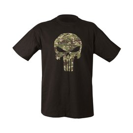 Kombat BTP Punisher T-shirt - Black