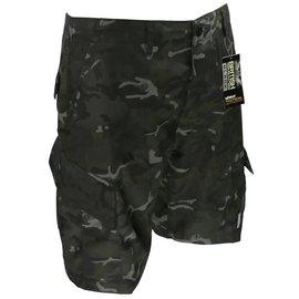 Kombat ACU Shorts - BTP Black