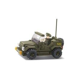 Kombat Sluban - B0296 (Jeep)