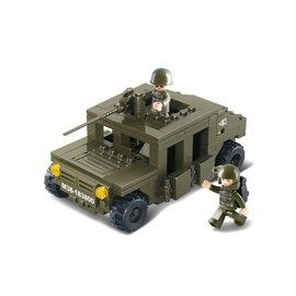 Kombat Sluban - B0297 (Armored Vehicle)