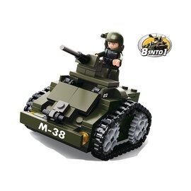 Kombat Sluban - B0587C (Armoured Vehicle)