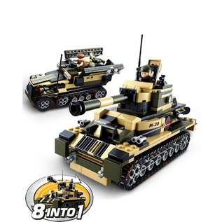 Kombat Sluban - B0587C (Armoured Vehicle)