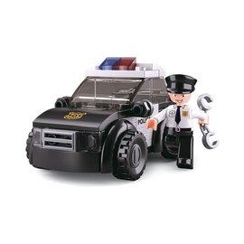 Sluban Sluban - B0638D (Patrol Car)