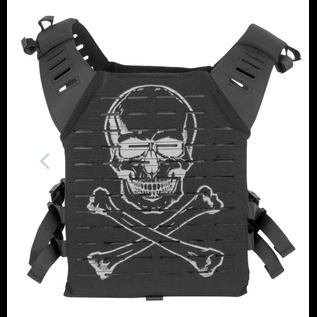 valken Vest - Alpha Plate Carrier LC - Black Pirate