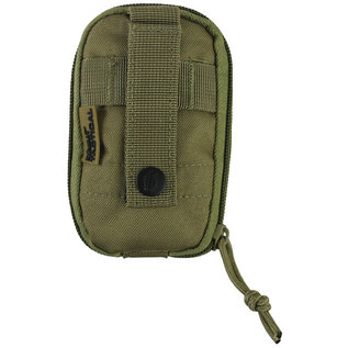Kombat Covert Dump Pouch - Coyote