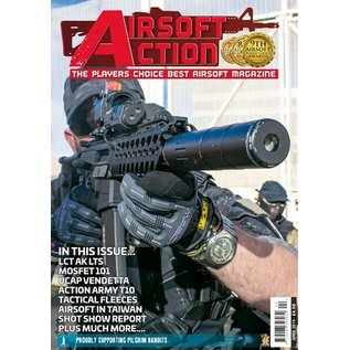 Airsoft Action Airsoft Action April 2019 Edition