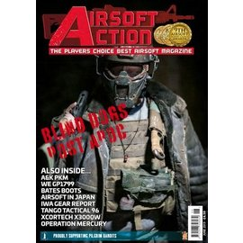 Airsoft Action Airsoft Action June 2019 Edition
