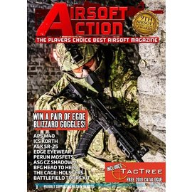 Airsoft Action Airsoft Action August 2019 Edition
