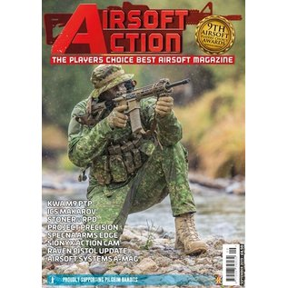 Airsoft Action Airsoft Action September 2019 Edition