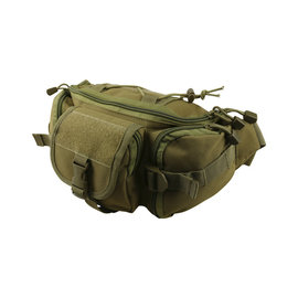 Kombat Tactical Waist Bag - Coyote