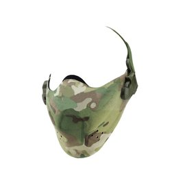BigFoot Big Foot High Speed Lightweight Half Face Mask (Nylon - Camo)