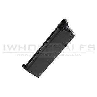 KING ARMS King Arms Gas Pistol Magazine for 1911 Series (20 rounds - KA-MAG-74)