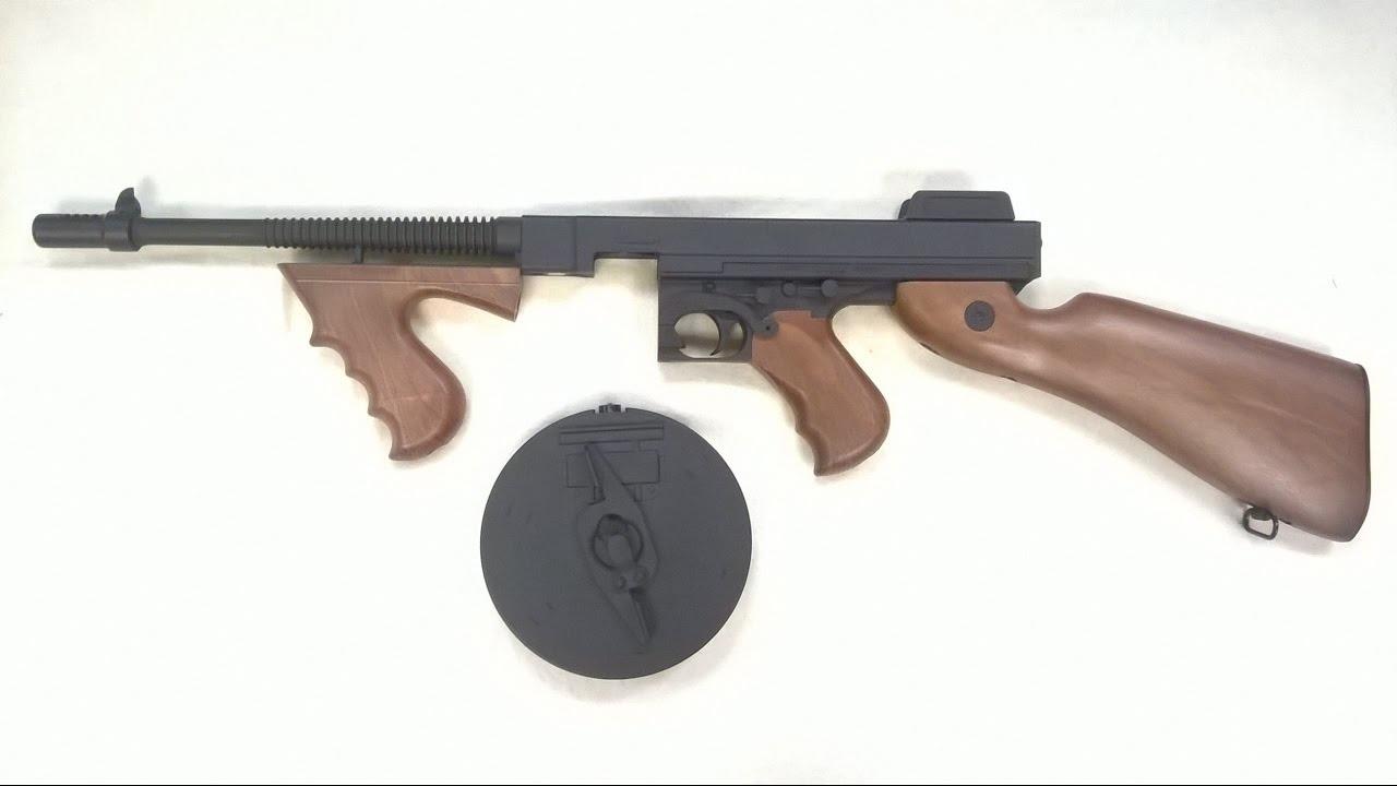 """Chicago D98. """"It's a Tommy gun"""""""