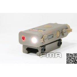 FMA FMA PEQ-10 PRO-laser - Dark Earth