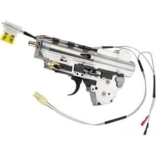 APS APS V3 8mm Silver Edge QD Bearing Gear Box Set (Rear Wire)