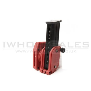 FMA FMA Multi-Angle Speed Magazine Pouch (Red - TB433)