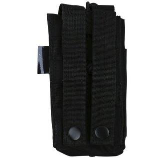 Kombat Single Duo Mag Pouch - Black