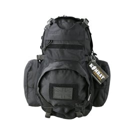 Kombat Vulcan Helmet Pack 22 Litre - Black