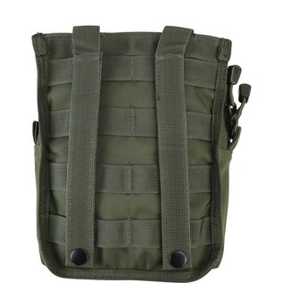 Kombat Large MOLLE Utility Pouch - Olive Green