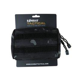 Kombat Small MOLLE Utility Pouch - BTP Black
