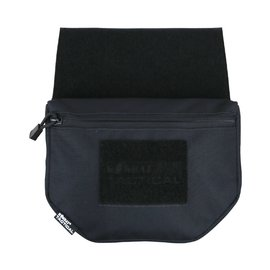 Kombat Guardian Waist Bag - Black