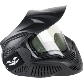 valken Valken Paintball MI-3 Field Goggle/Mask with Dual Pane Thermal Lens - Rental -
