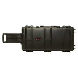 Nuprol NP Medium Hard Case - Wave - Black
