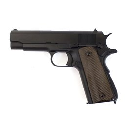 WE WE 1911-1943 VERSION BLACK PISTOL