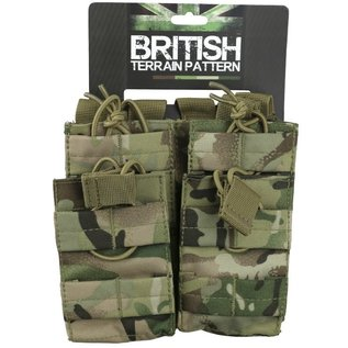 Kombat Double Duo Mag Pouch - BTP
