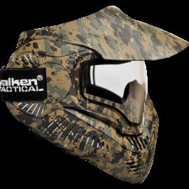 valken MI-7 Goggle/Mask with Dual Pane Thermal Lens - MARPAT