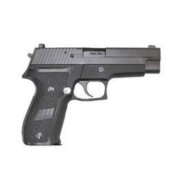 WE WE F226 Black Gas Blowback Pistol