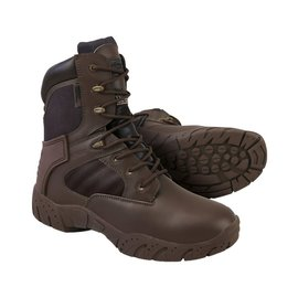 Kombat Tactical Pro Boot - 50/50 - Brown
