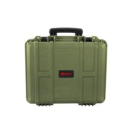Nuprol NP MEDIUM EQUIPMENT HARD CASE GREEN