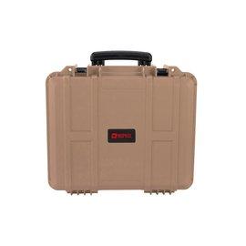 Nuprol Medium Equipment Hard Case Tan