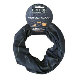 Kombat Tactical Snood - BTP Black
