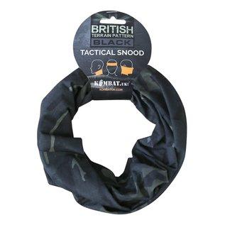 Kombat Tactical Snood - BTP Black