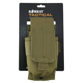 Kombat Single ORIGINAL style Mag Pouch - Coyote