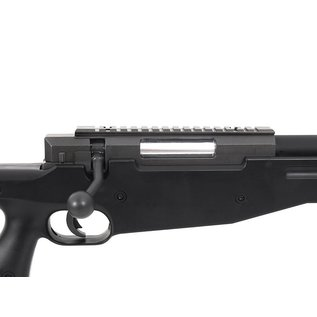 Well Well MB01 L96 Spring Sniper Rifle (Upgraded Steel Parts - Black)