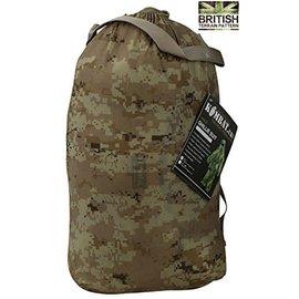 Kombat Kombat Tactical Ghillie Suit Adult Desert Woodland Camouflage Camo Netting Suit Hunting Shooting (XL/XXL