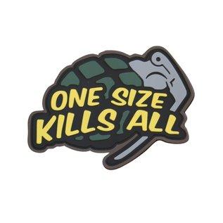 Kombat One Size Kills All Patch