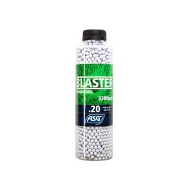 ASG ASG Airsoft BB, Blaster 0.20 3300 pcs bottle