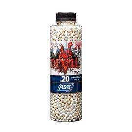 ASG Airsoft BB, Blaster Devil, 0.20 3300 Pcs Bottle